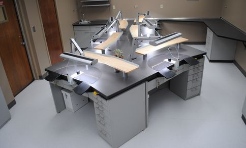Dental Lab Design Lab Bench